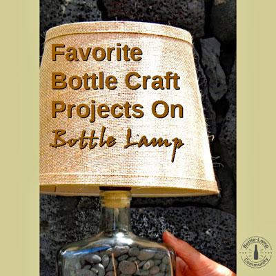 Popular Bottle Crafts