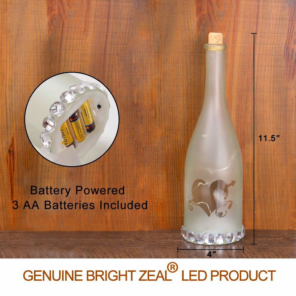 Battery Operate Bottle Lights