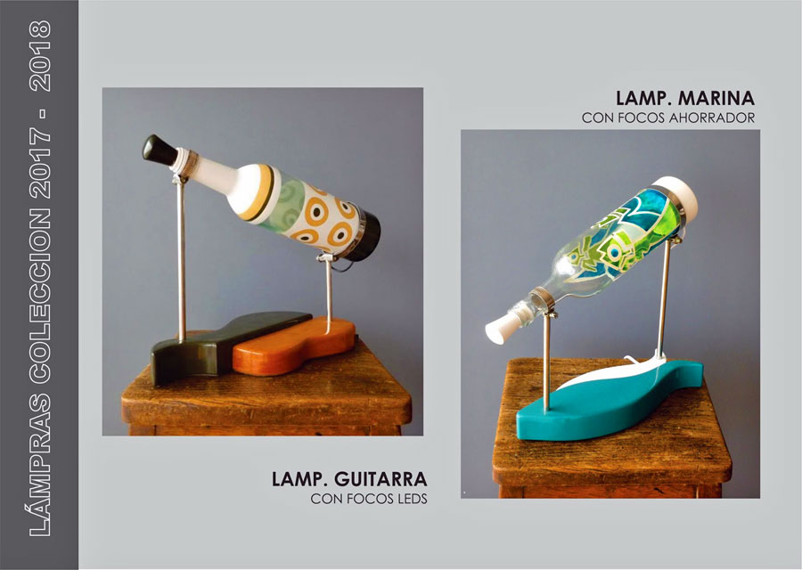 Original Designs Lamp Collection 3