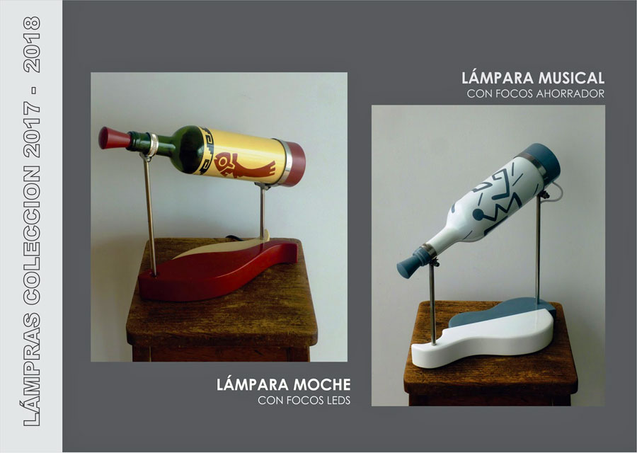 Original Designs Lamp Collection 4