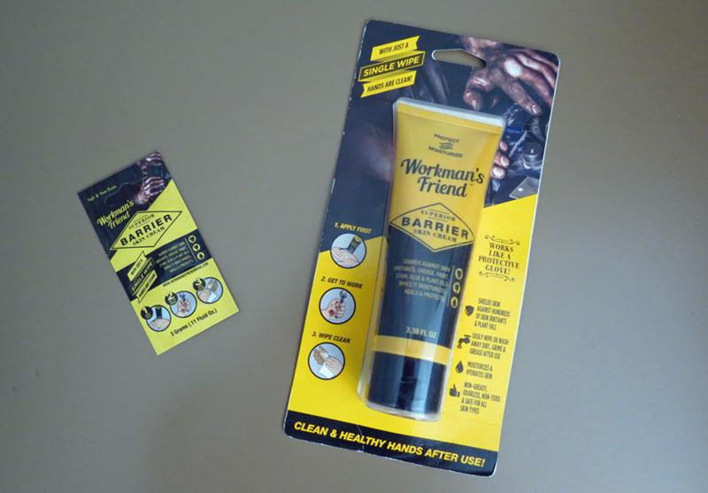 Workman's Friend Skin Cream Products