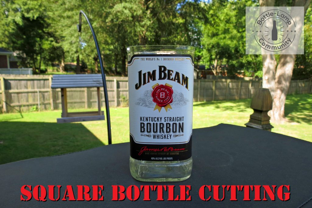 Square Bottle Cutting Video