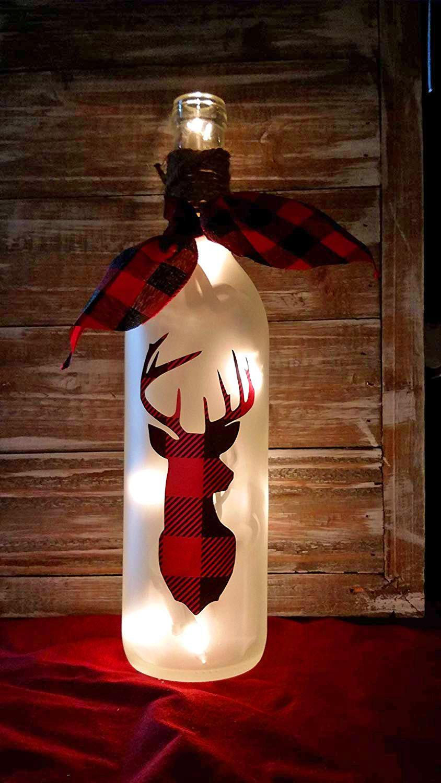 Karen's Wine Seller Deer