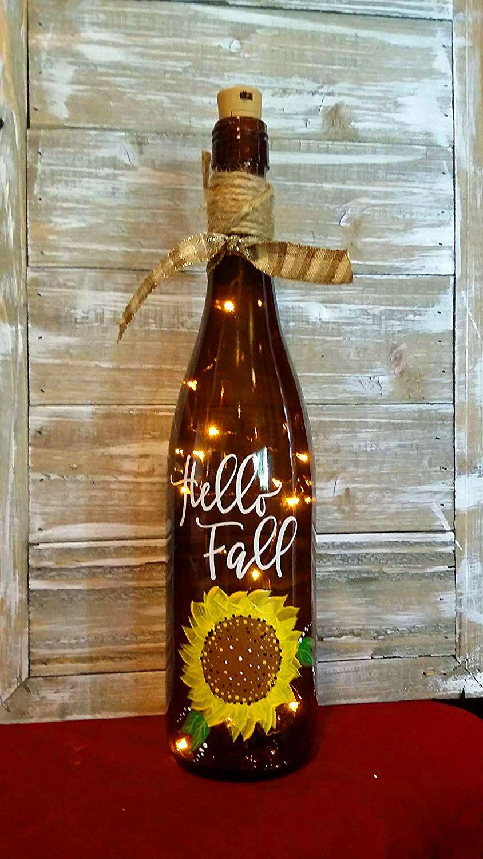 Karen's Wine Seller Sunflower