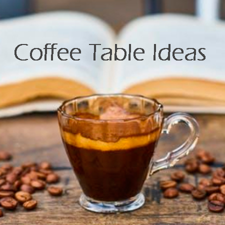 DIY coffe table ideas