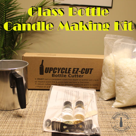 Deluxe Candle Making Kit and Supplies