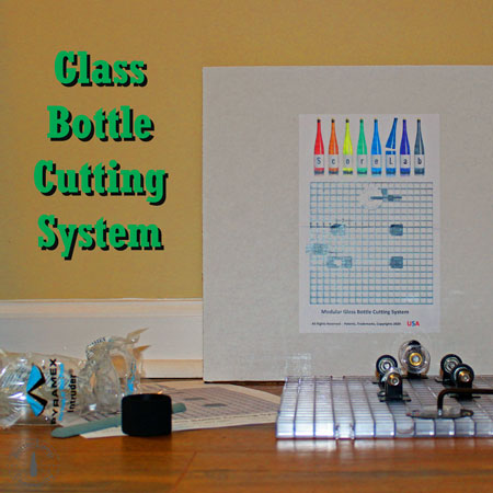 Creator's ScoreLab bottle cutter