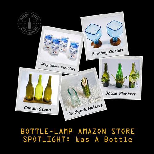 Was A Bottle Spotlight