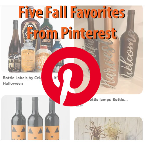 Five Fall Favorites From Pinterest
